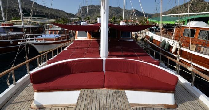 Sailboat for rent Bozburun at the best price