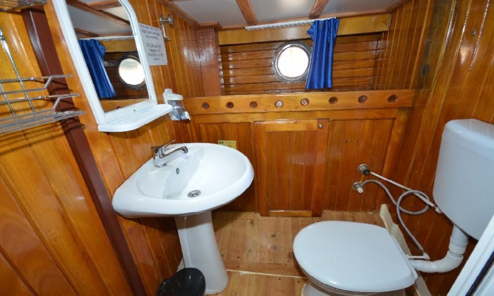 Boat rental Custom Made Gulet in Marmaris on Samboat