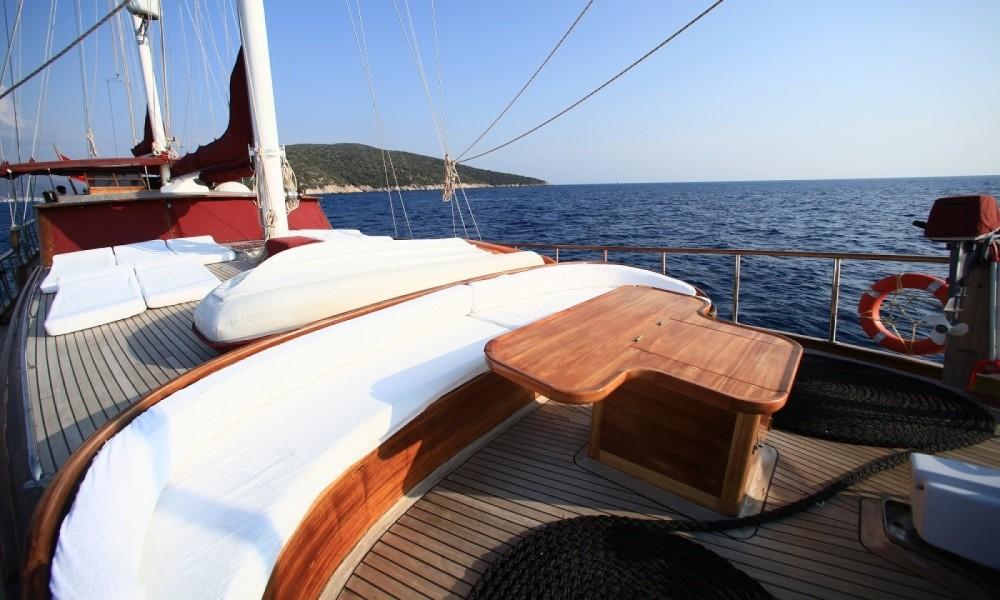 Boat rental Custom Made Gulet in Aegean Region on Samboat