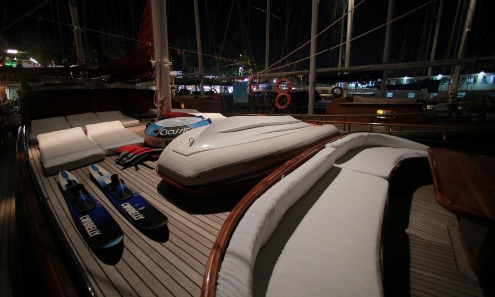 Rental yacht  - Custom Made Gulet on SamBoat
