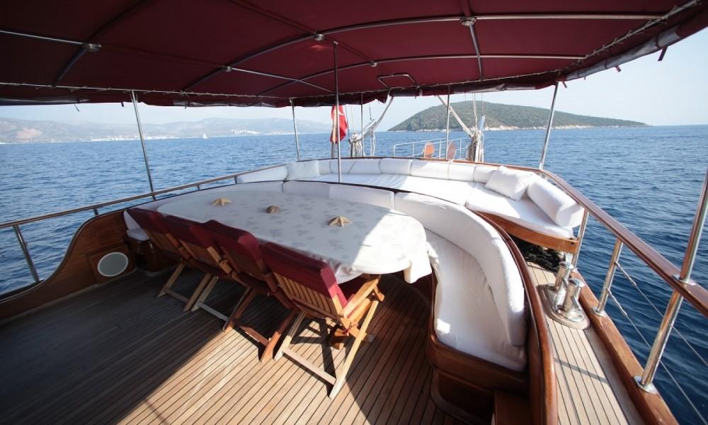 Rental Sailboat in  - Custom Made Gulet