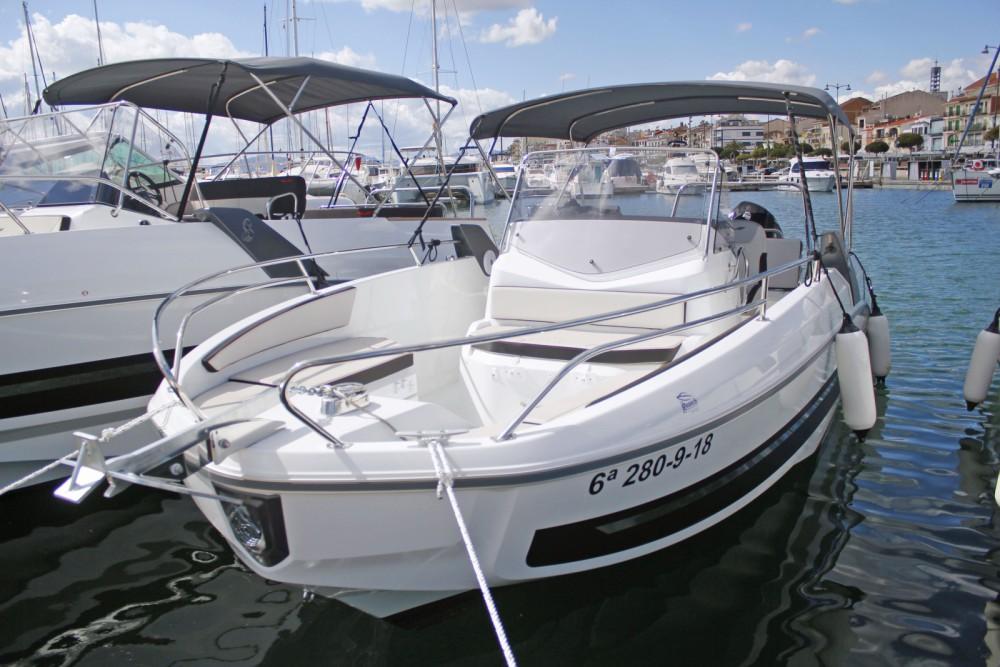 Motor boat for rent Sant Carles de la Ràpita at the best price