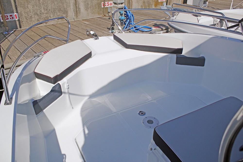 Rental Motor boat in Sant Carles de la Ràpita - Bénéteau Flyer 5.5 SPACEdeck