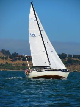 Rental yacht San Francisco - Islander 36 on SamBoat