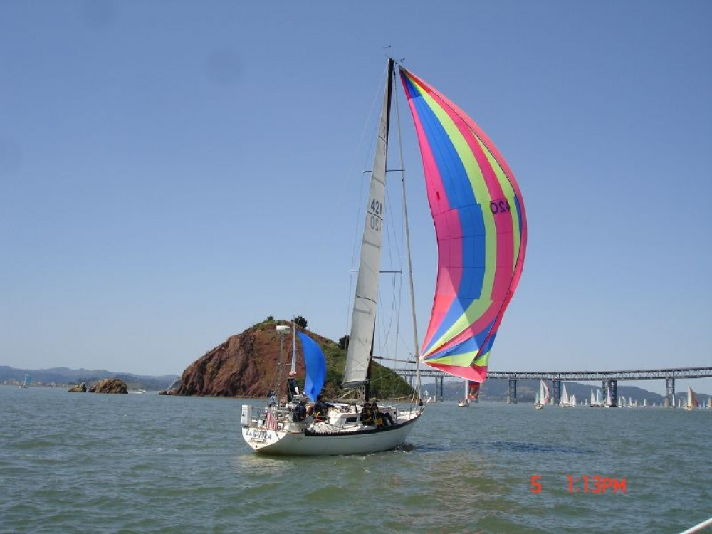 Boat rental San Francisco cheap 36