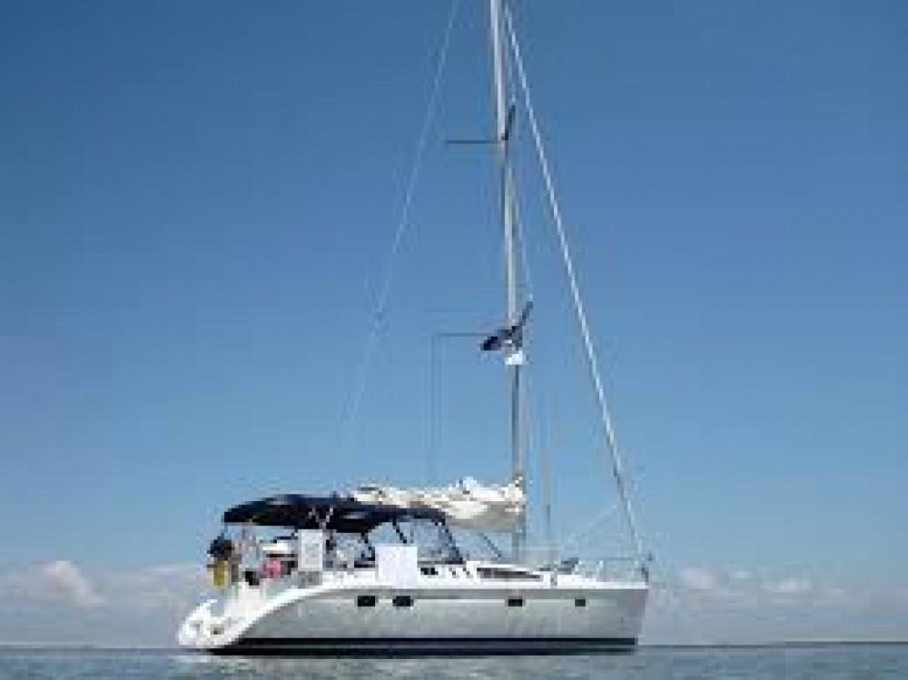 Rental Sailboat in Angra dos Reis - Hunter Hunter 40.5 Legend