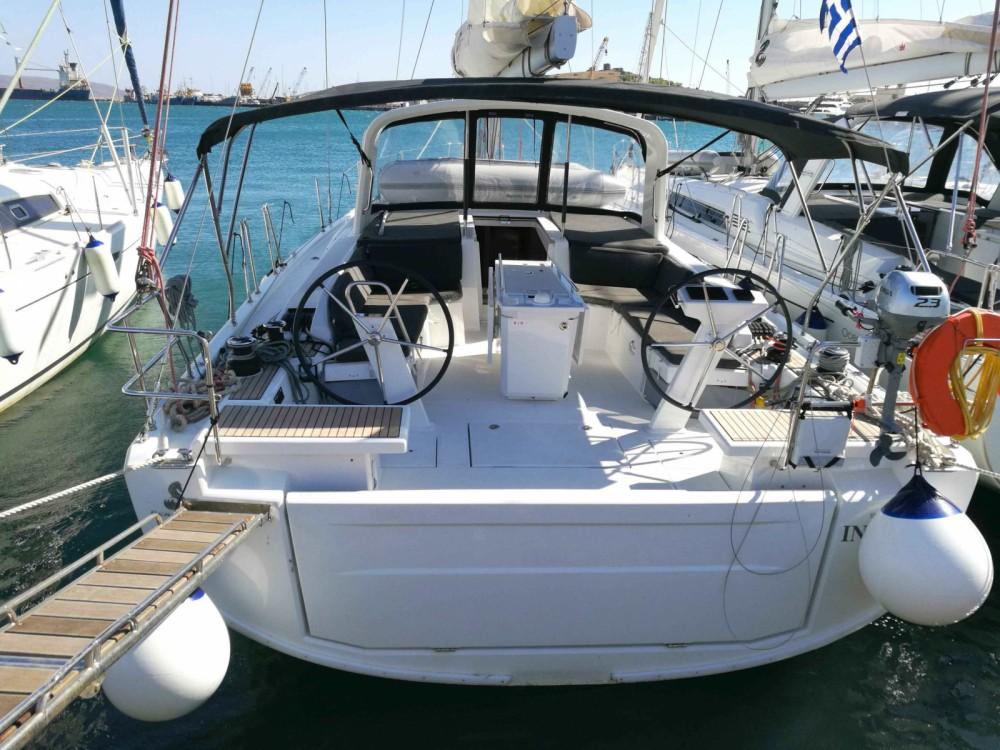 Rental yacht Laurium - Bénéteau Oceanis 46.1 on SamBoat
