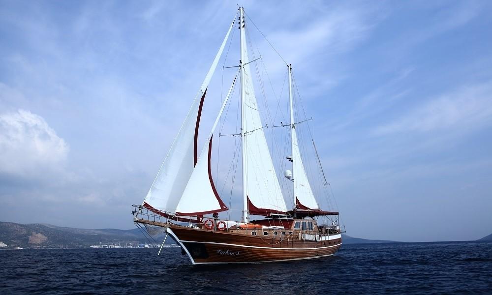 Boat rental Custom Gulet in Muğla on Samboat