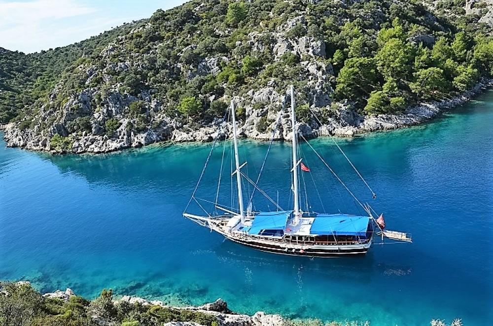 Boat rental Custom Built Gulet in Aegean on Samboat