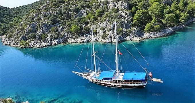 Rental yacht Rhodes - Custom Built Gulet on SamBoat