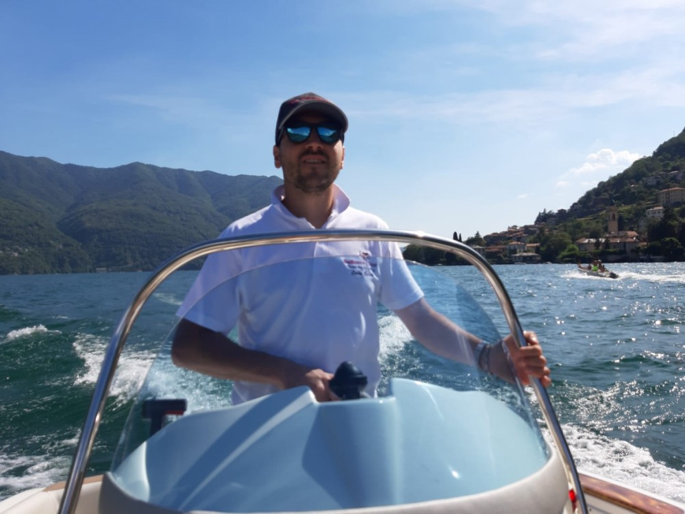 Rental yacht Como - Marinello Fisherman 16 on SamBoat