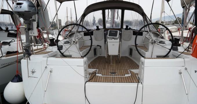 Rental Sailboat in Corfu - Jeanneau Sun Odyssey 449