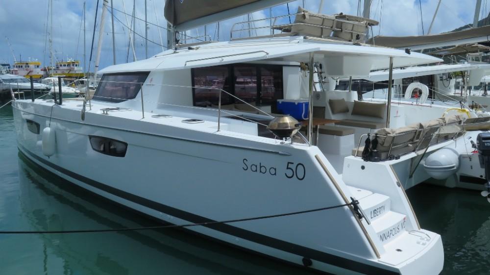 Boat rental  Saba 50 in Road Town on Samboat