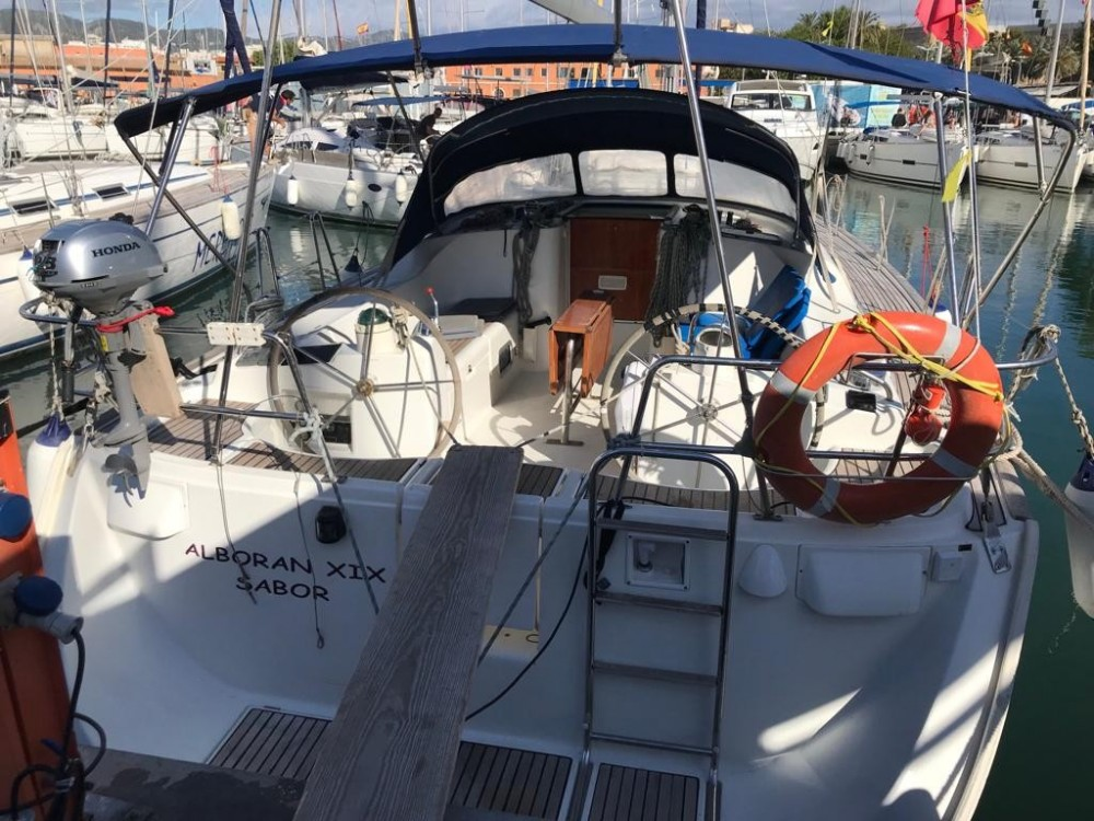 Boat rental Tejeda cheap Oceanis 473