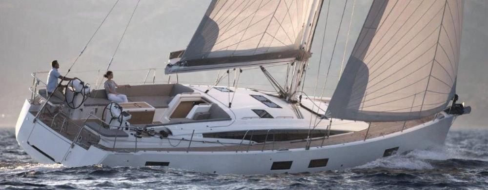 Rental yacht Road Town -  Jeanneau 54 on SamBoat