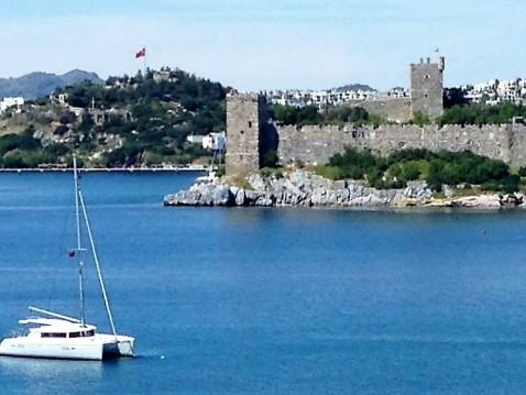 Hire Catamaran with or without skipper Lagoon Bodrum