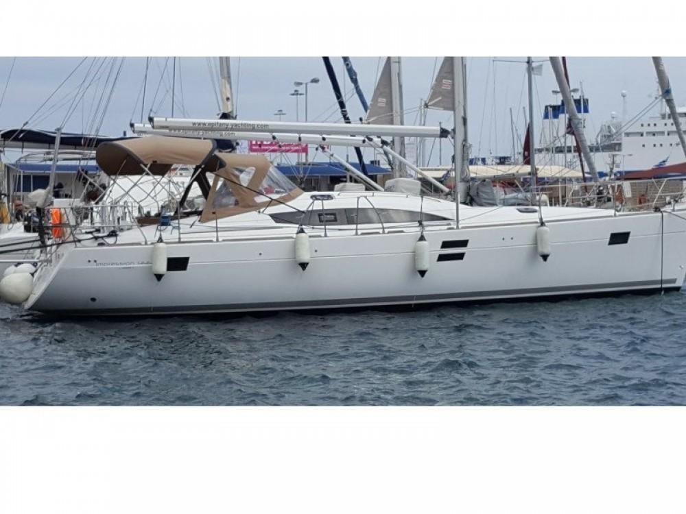 Boat rental Elan 444 IMPRESIAN in Ibiza on Samboat