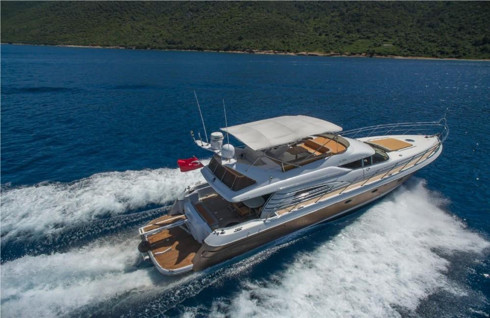 Rental Yacht in Aegean Region - Sunseeker Manhattan 62
