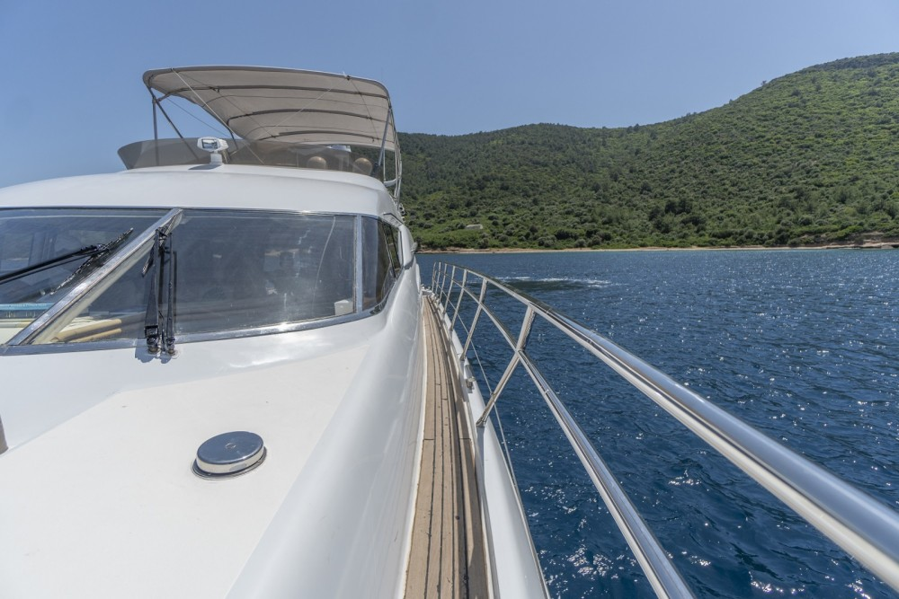 Hire Yacht with or without skipper Sunseeker Aegean Region