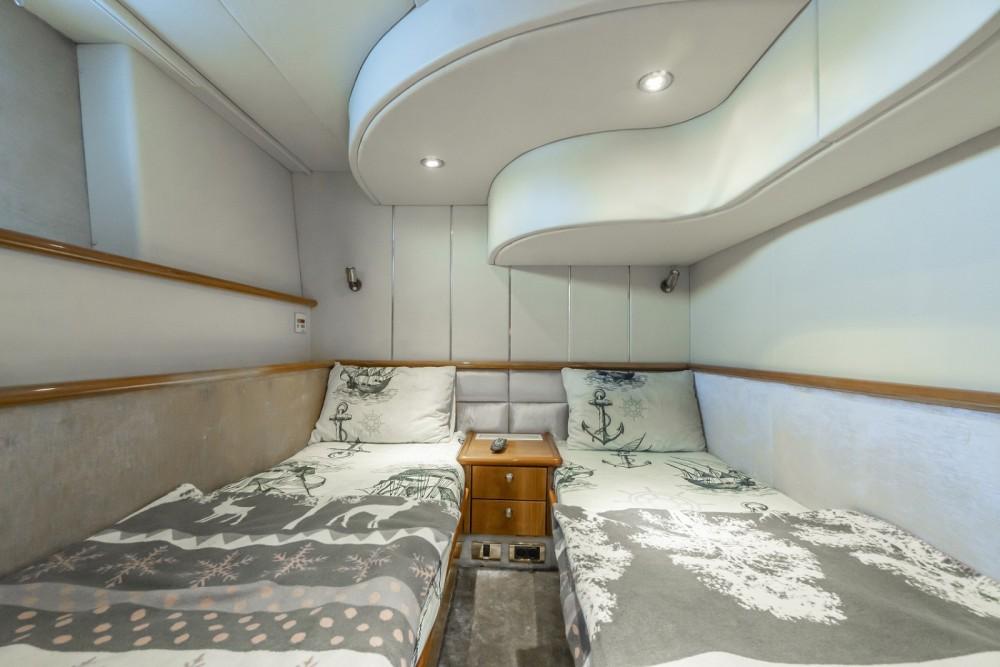 Rental yacht Aegean Region - Sunseeker Manhattan 62 on SamBoat