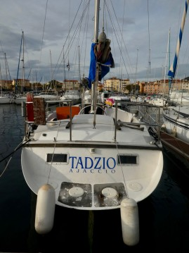 Gibert Marine Gib Sea 37 Ketch between personal and professional Ajaccio
