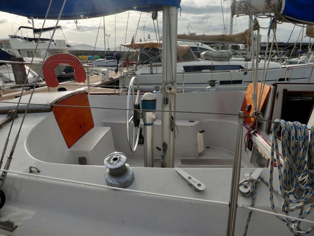 Hire Sailboat with or without skipper Gibert Marine Ajaccio