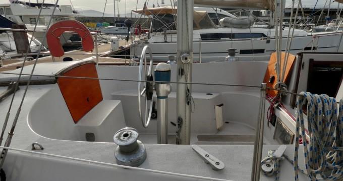 Rental yacht Ajaccio - Gibert Marine Gib Sea 37 Ketch on SamBoat