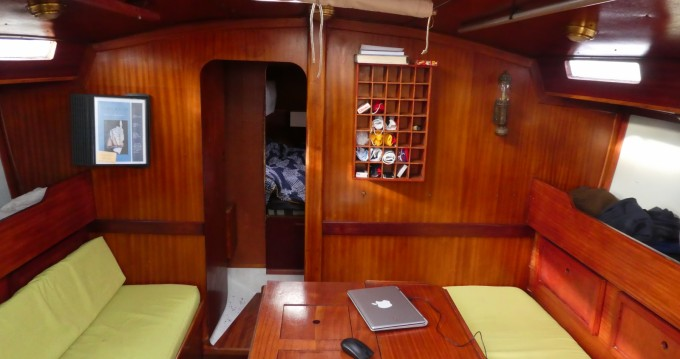 Boat rental Ajaccio cheap Gib Sea 37 Ketch