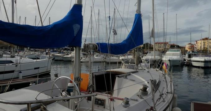 Boat rental Gibert Marine Gib Sea 37 Ketch in Ajaccio on Samboat