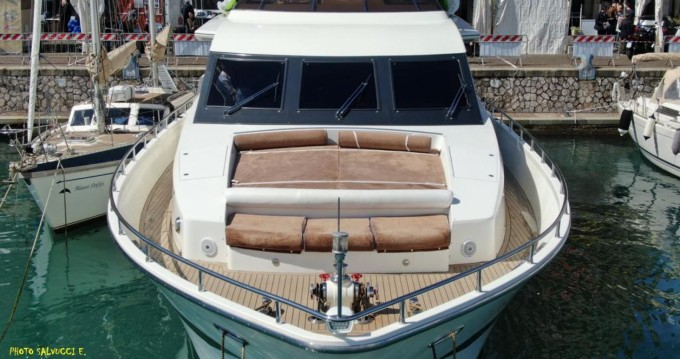 Hire Yacht with or without skipper Italversilcraft Marina di Stabia