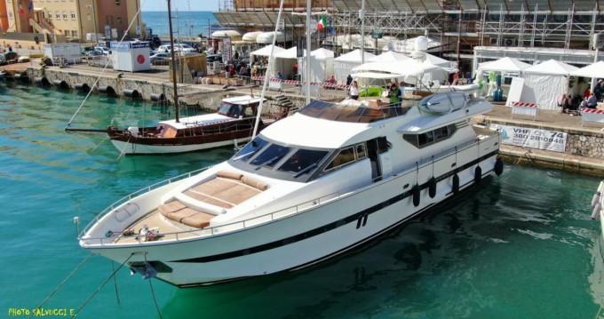 Italversilcraft Fantom 80 between personal and professional Marina di Stabia