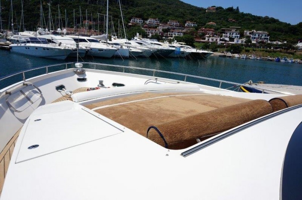 Hire Yacht with or without skipper Italversilcraft Sorrento