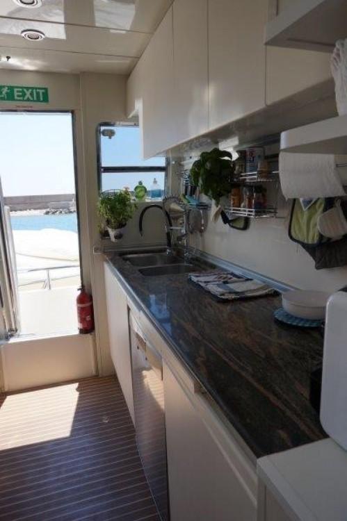 Rental Yacht in Sorrento - Italversilcraft Fantom 80