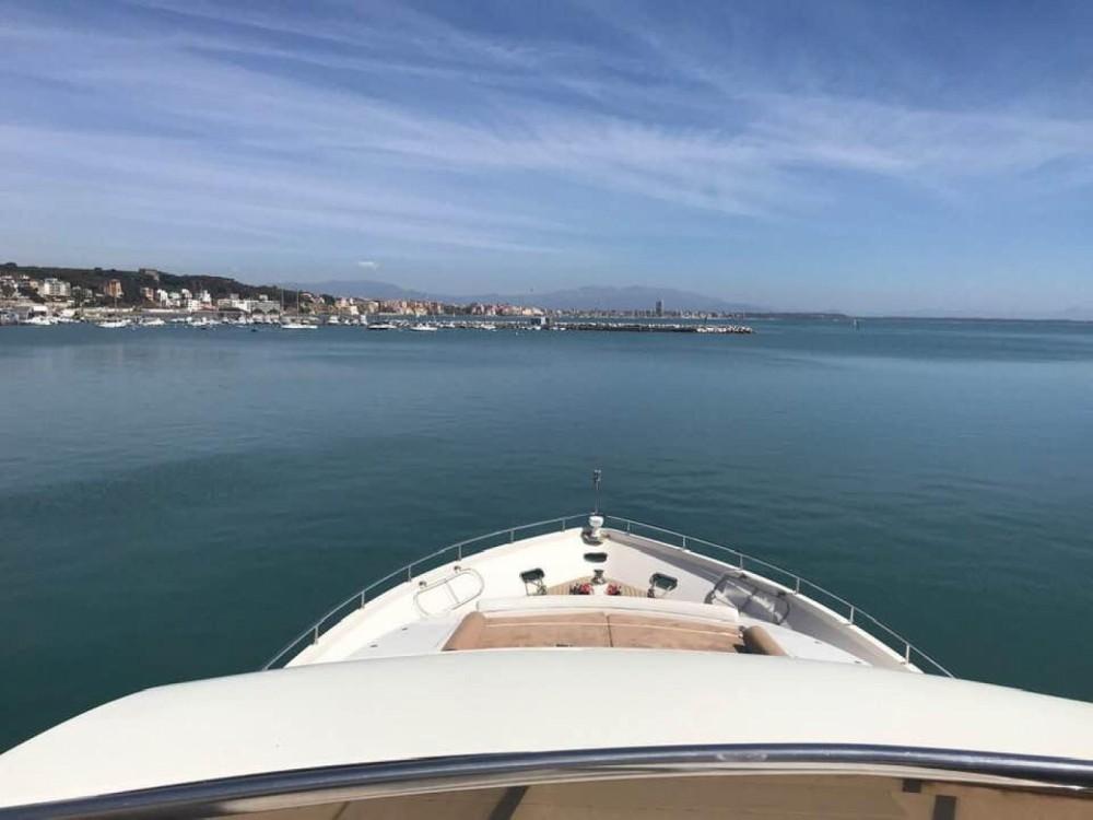 Rental Yacht Italversilcraft with a permit
