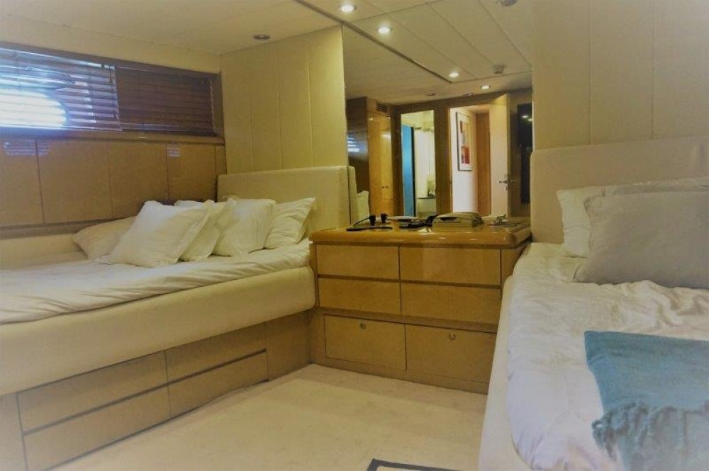 Yacht for rent Sorrento at the best price