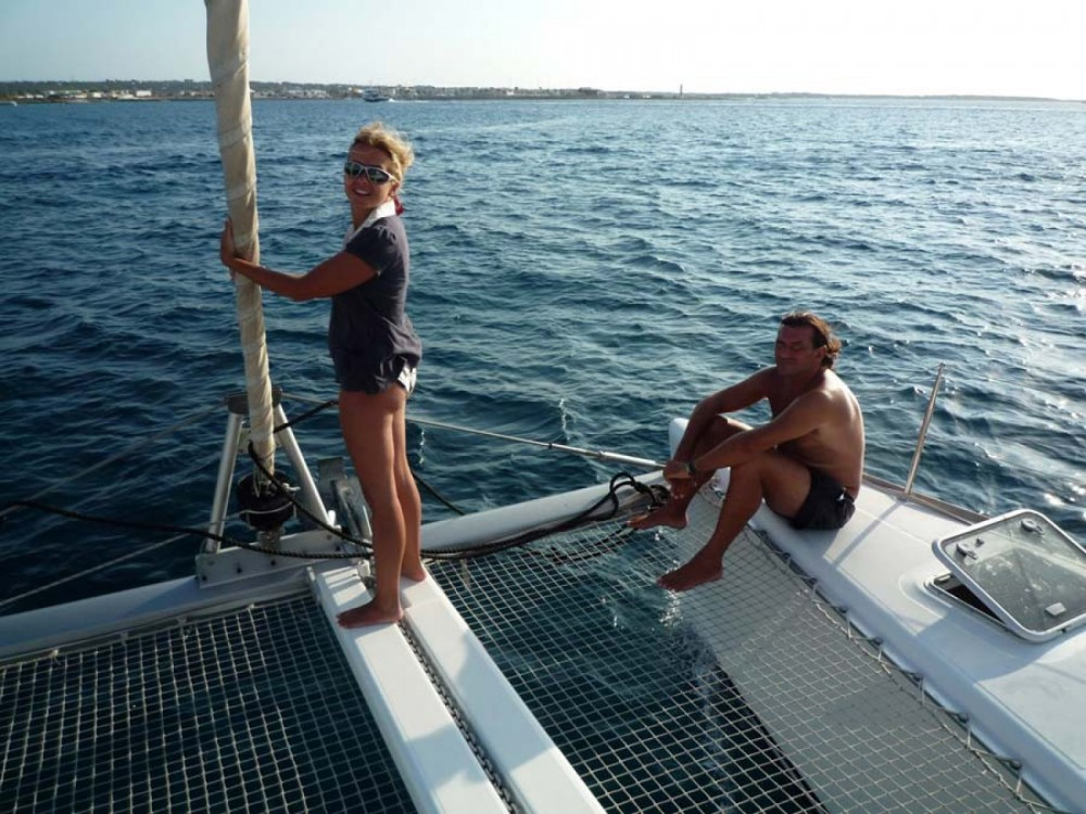 Hire Catamaran with or without skipper Lagoon Valencia