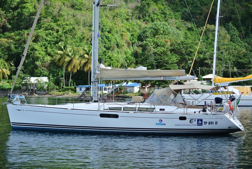Rental yacht Marsala - Jeanneau Sun Odyssey 49 on SamBoat