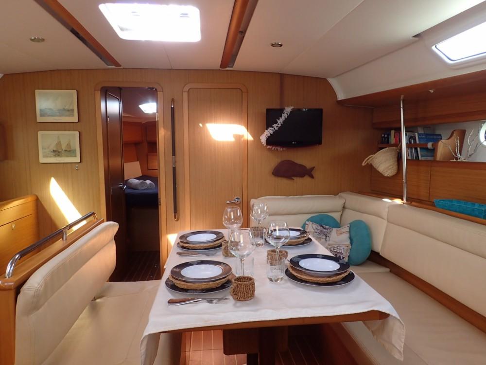 Boat rental Marsala cheap Sun Odyssey 49