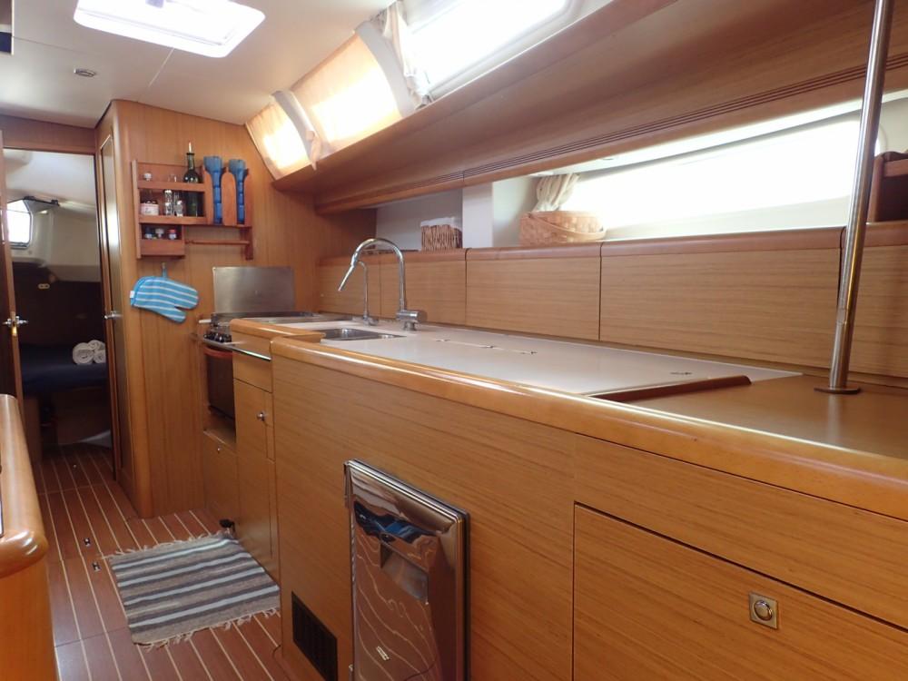 Boat rental Jeanneau Sun Odyssey 49 in Marsala on Samboat