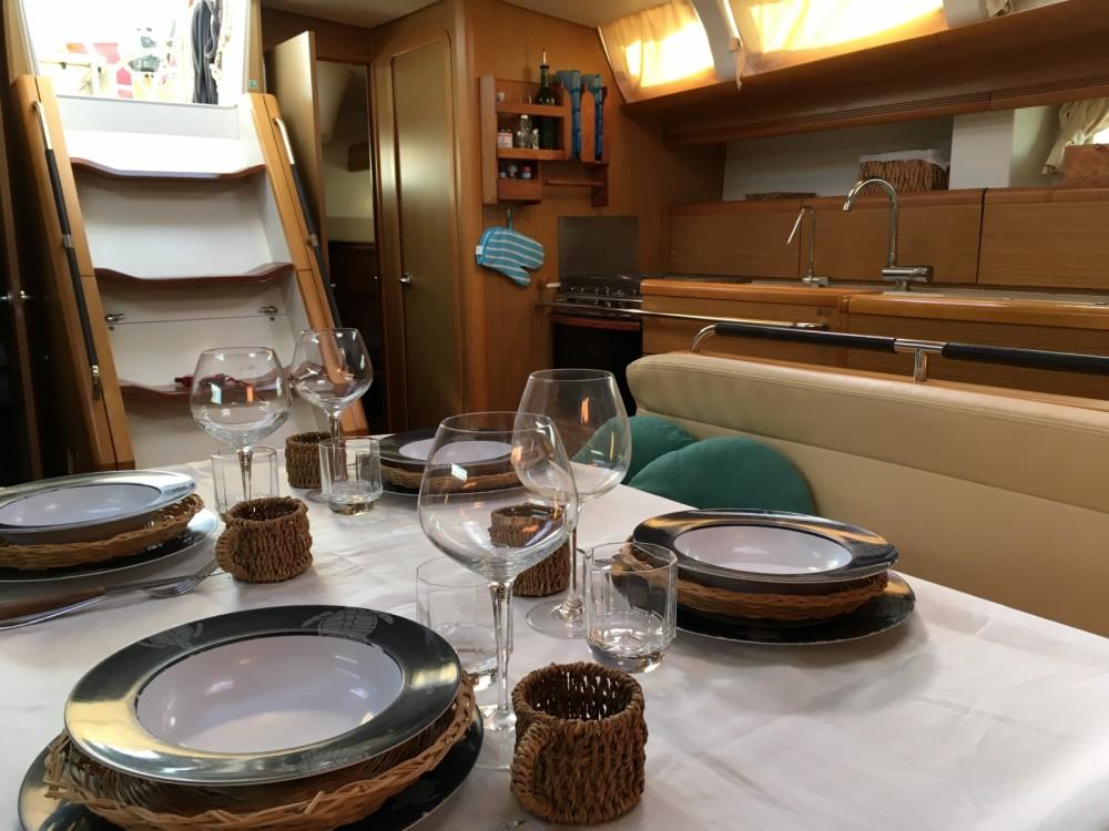 Rental Sailboat in Marsala - Jeanneau Sun Odyssey 49