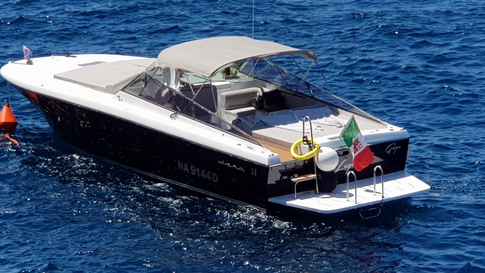 Rental yacht Amalfi - Itama Itama 38 on SamBoat