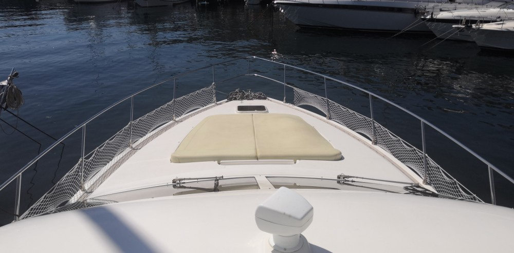 Rental Motor boat Carnevali with a permit