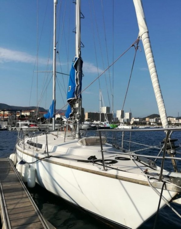 Rental Sailboat in Ajaccio - Gibert Marine Gib Sea 37 Ketch