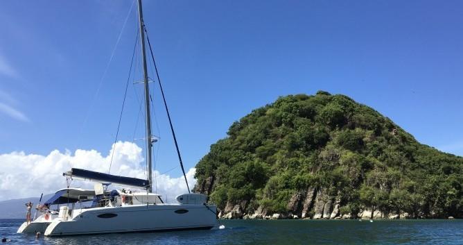 Rental yacht Le Marin - Fountaine Pajot Orana 44 on SamBoat