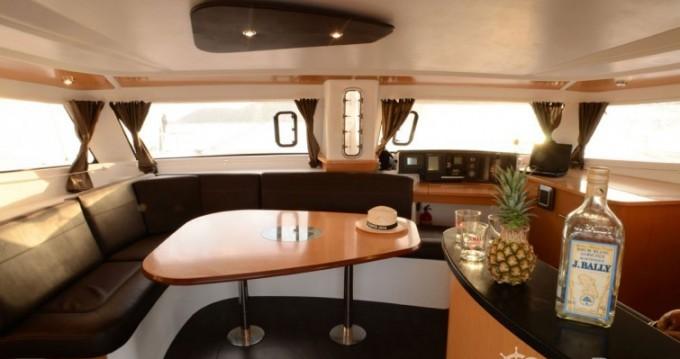 Boat rental Le Marin cheap Orana 44