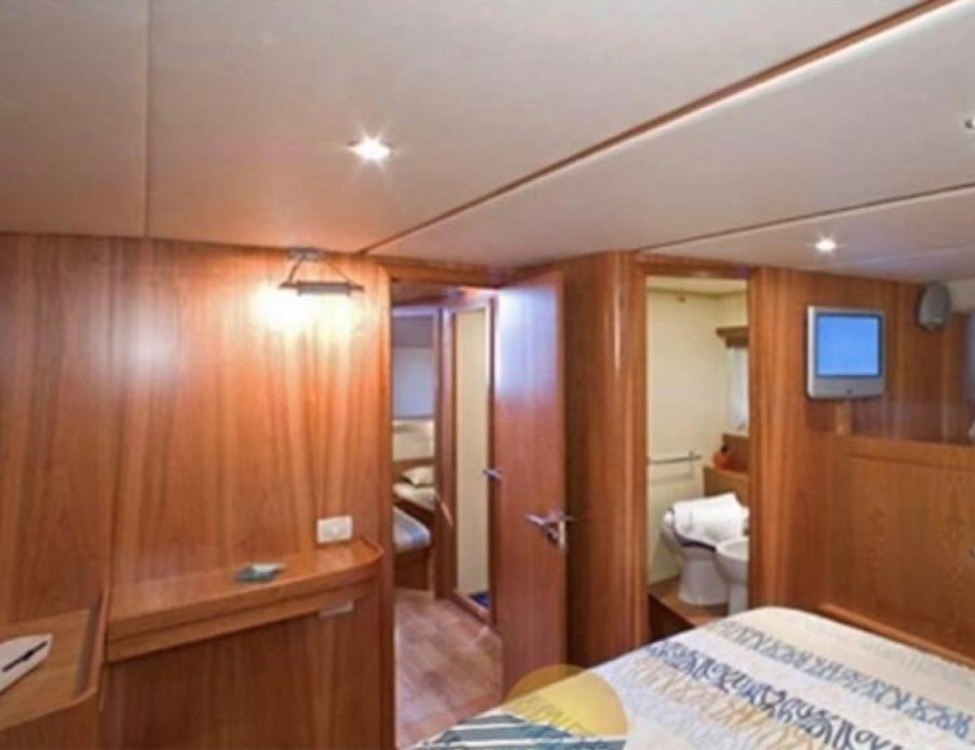 Yacht for rent Marina Botafoch at the best price