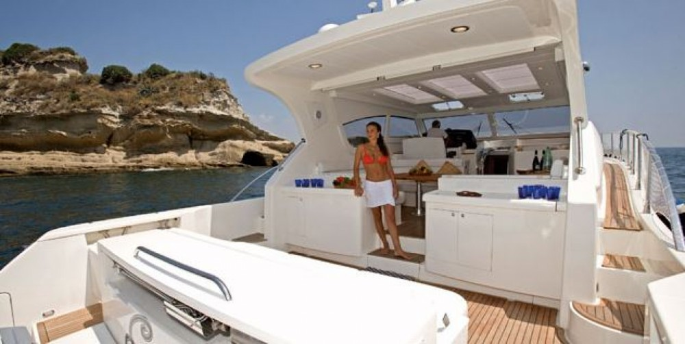 Boat rental Gagliotta 52 in Marina Botafoch on Samboat