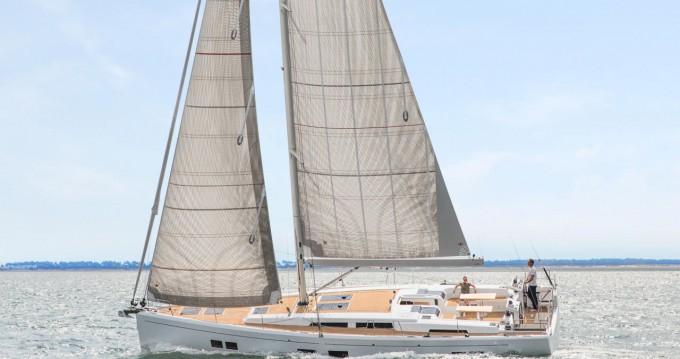 Boat rental Hanse Hanse 548 in Kaštela on Samboat