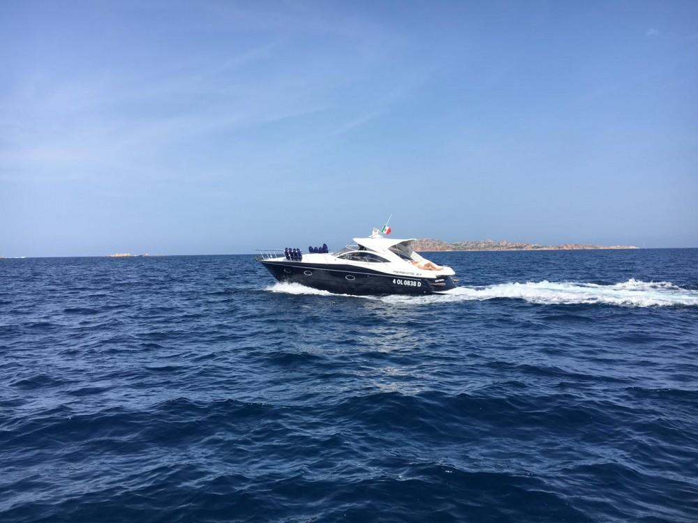 Boat rental Porto Cervo cheap Pershing 37
