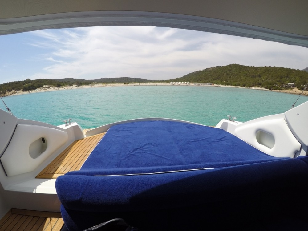 Pershing Pershing 37 between personal and professional Porto Cervo